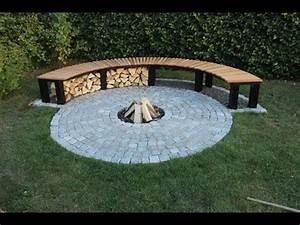 Feuerstellen Im Garten Selber Machen : feuerstellen garten selber bauen nowaday garden ~ Indierocktalk.com Haus und Dekorationen