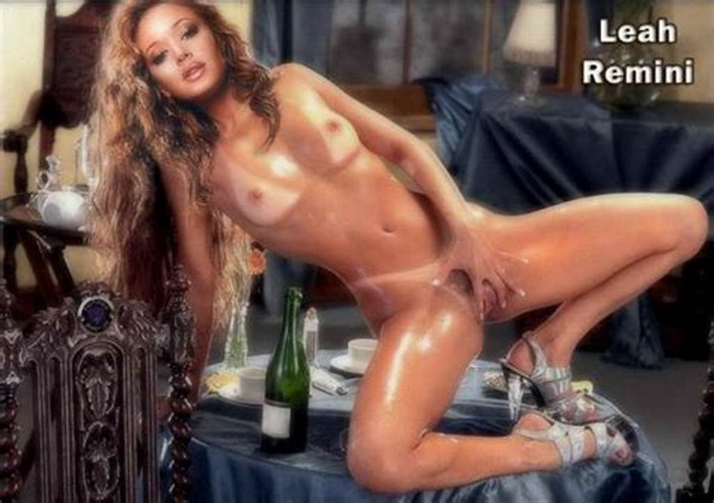 #A #Lot #Of #Hot #Photos #Of #Leah #Remini #With #Naked #Boobs