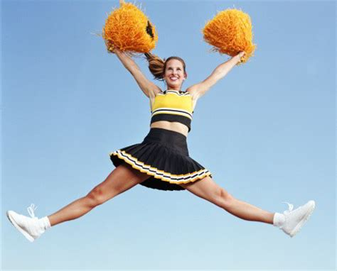 attention     cheerleading moves youll