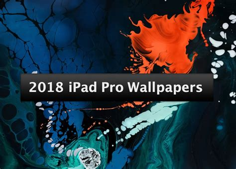 It's all new, all screen, completely redesigned and all powerful. Download 8 2018 iPad Pro Wallpapers From Apple's Marketing ...