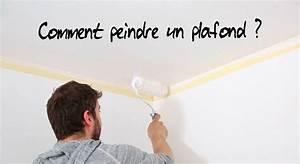 comment peindre plafond maison travaux With comment peindre le plafond