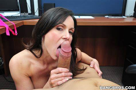 Kendra Lust Wants Some Younger Cock For Her Deepthroat