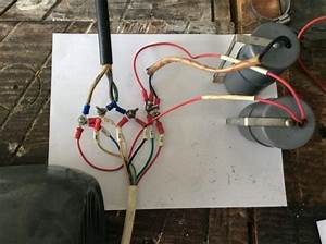 Wiring Yl Series Motor With Reverse Switch