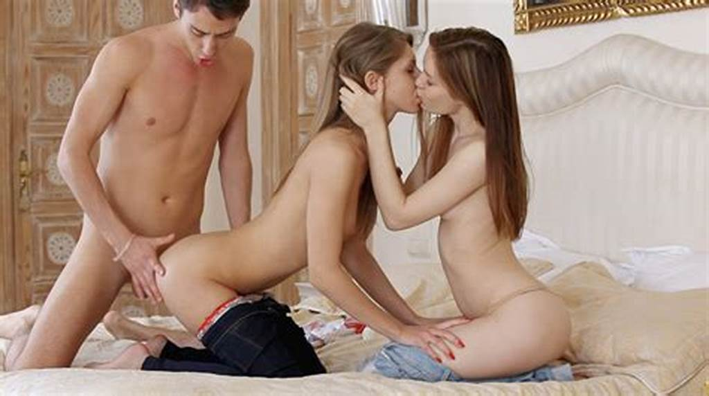 #Young #Slut #Getting #Fucked #In #Threesome