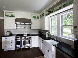 kitchen cabinets white paint quicuacom With kitchen colors with white cabinets with black white canvas wall art