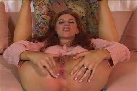 Stacked Redhead Goes Ffm