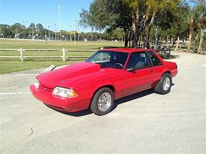 1993 Mustang Lx Coupe for sale: photos, technical specifications, description