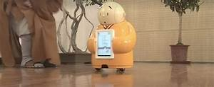 Robot Buddhist Monk Can Tell You What Love Is