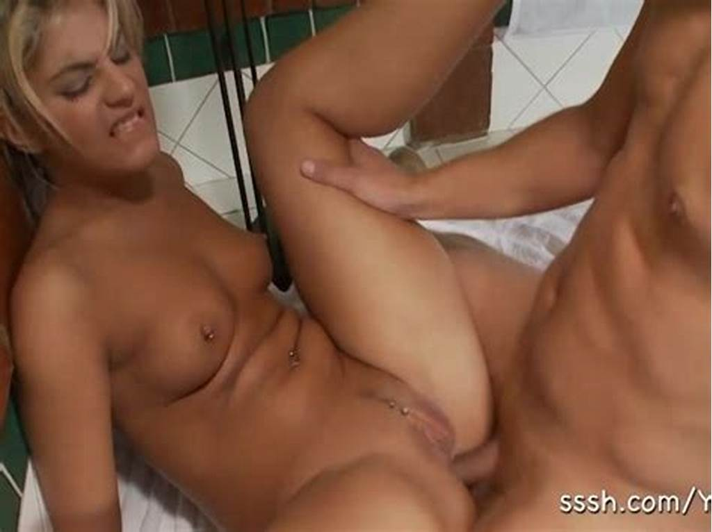 #Passionate #Anal #Sex #Session #For #Blonde #Babe #As #She'S #Bent