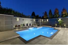 Swimming Pool Design Shape Great Backyard Designs Can Be Achieved By Owning A Rustic Looking Pool