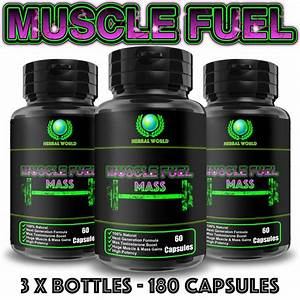 180 High Strength Capsules Muscle Growth Sex Drive Testosterone Booster Pills