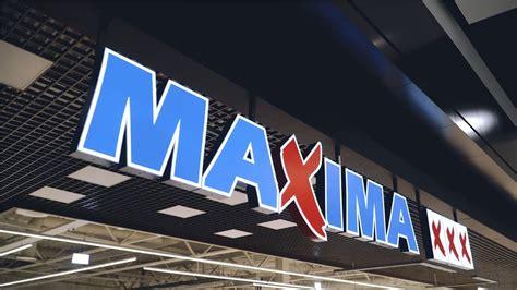 Kā top modernākais MAXIMA XXX veikals Latvijā? - YouTube