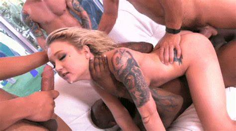 Gangbang Dicks For A Ukrainian Girls