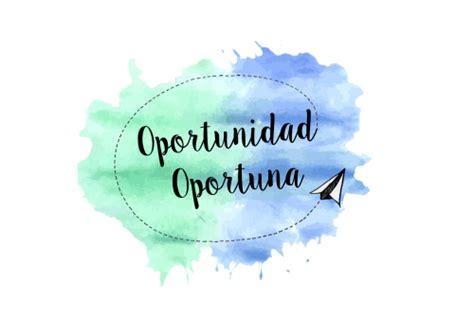 Oportunidad Oportuna Blog de viajes
