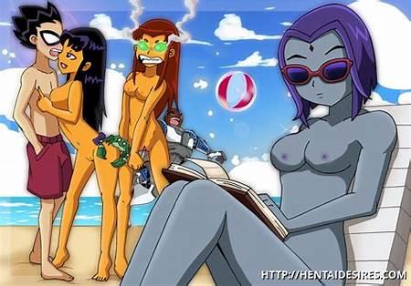 Teen Nude Titan Girl