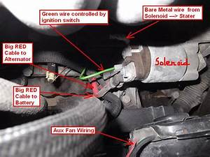 Starter Not Disengage 1997 850 T5 Resolved  Wiring Wrong - Page 3