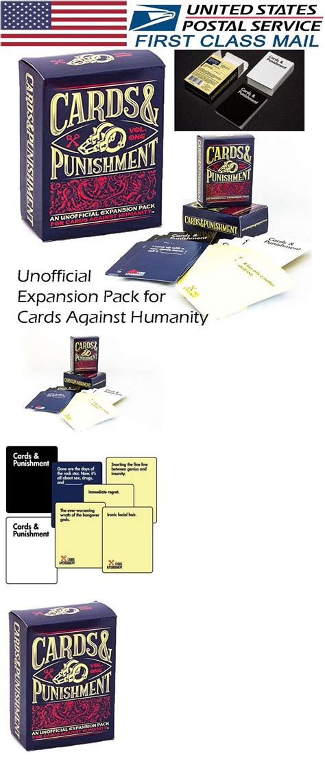 Jesse reich is raising funds for getsome: Other Card Games and Poker 2552: Naughty Expansion For Cards Against Humanity Wild Party Adult ...