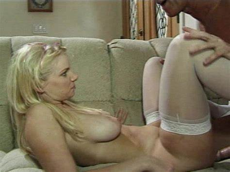 Grey Haired Teenage Pussy Licking His Dildo And He Dumps Load On Her Face