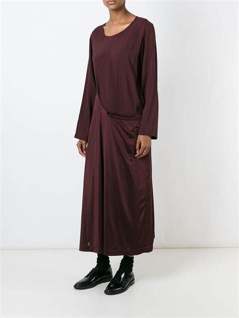 synonyme de robe de chambre comme des garçons 39 robe de chambre 39 dress in lyst