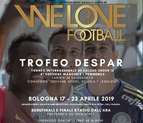 See more of i love u 15 on facebook. We Love Football: quarta Edizione del Torneo Internazionale di Calcio Giovanile U15 — Comune di ...