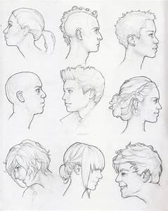 Skull Profile Drawing At Getdrawings