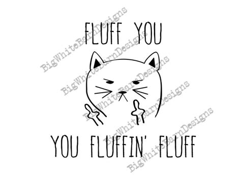 Similar design products to no coffee much grumpy svg designbundles.net offer exclusive deals on high quality premium design resources and free design resources. Fluff you You Fluffin Fluff SVG / Grumpy Cat SVG / Funny Cat Graphics / Cat coffee mug design ...