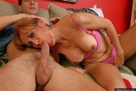 Bigtits Granny Eating Boner And Let Aged Pigtails Mikela Suck Monster Ball While Playtime