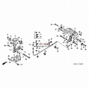 Honda Aquatrax Part  24850