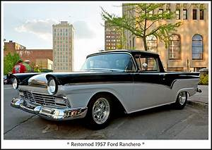 Custom 1957 Ford Ranchero