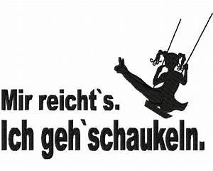 Ich Gehe Schaukeln : geh schaukeln 1 sparbie stickmotiv 0774 102 ~ A.2002-acura-tl-radio.info Haus und Dekorationen
