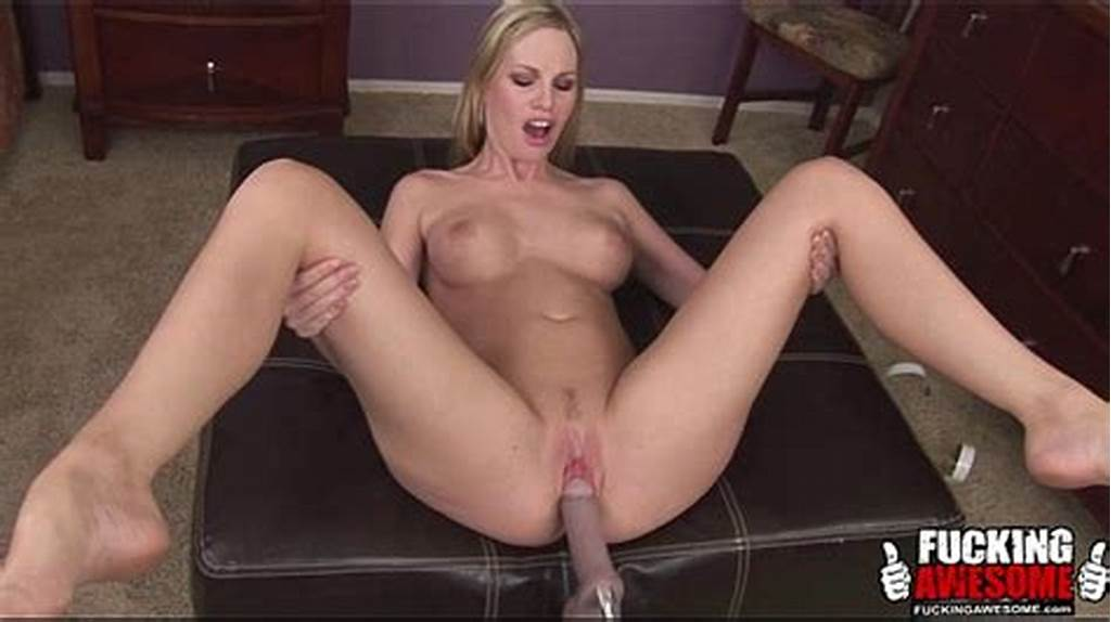 #Aimee #Addison #Using #A #Fucking #Machine #For #The #First #Time