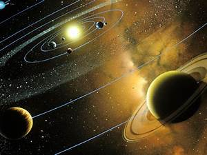Pictures of The Solar System from Saturn | HD Wallpapers ...