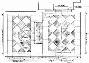 5 Top Tips For Designing Your Floor Tile Layout