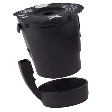 Bonus cafe measuring scoop is bpa free. Coffee Capsule Plastic Capsule Refillable Reusable Compatible Reusable Coffee Filter Pod ...