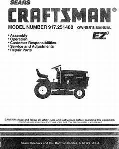 Sears 917 25148 Users Manual