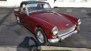 1963 Austin Healey Sprite Right Hand Drive Convertible Rhd