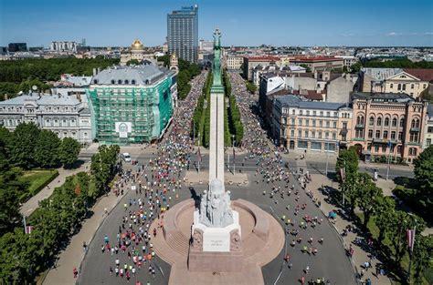 Rīga Marathon 2020 registration opens / Article