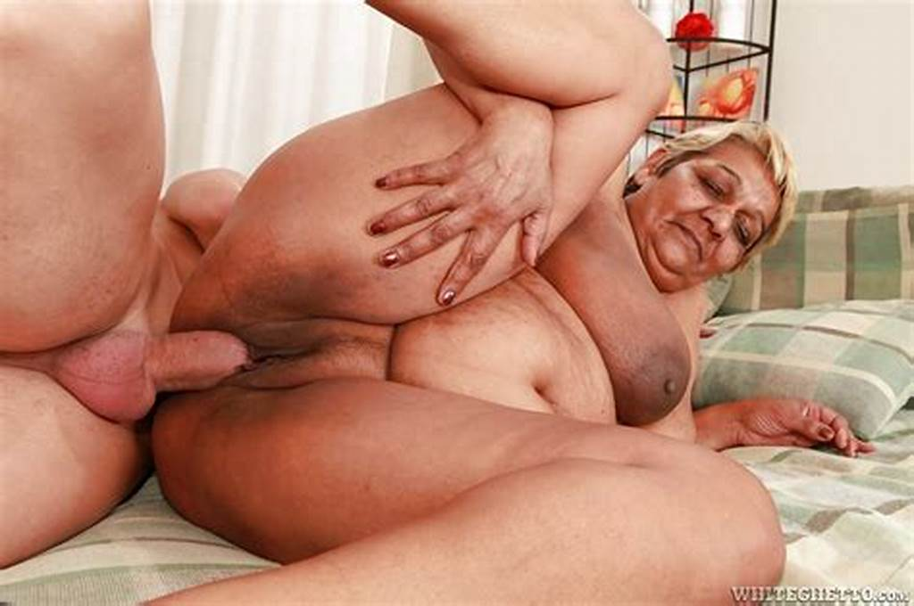 #Fatty #Granny #Gives #A #Blowjob #And #Gets #Her #Cunt #Slammed