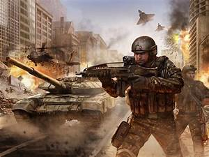 Image Gallery modern battle