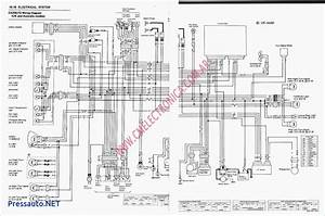 95 Kawasaki 300 Bayou 4x4 Wiring Diagram