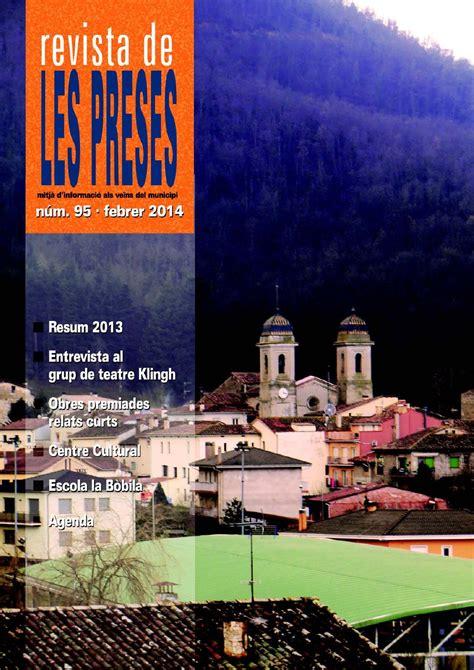 Revista de Les Preses 95 - Febrer 2014 by Ajuntament de ...