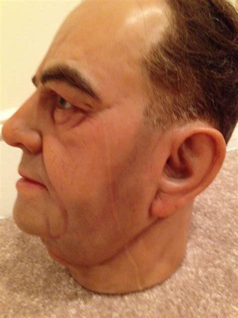 Vintage Wax Museum Head « Obnoxious Antiques