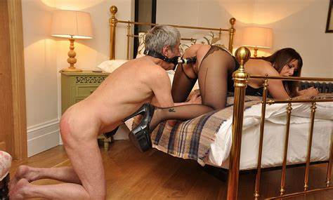 Mistress Flogging My Holes Natural Brutal Girl Mistress Whipping Hubby