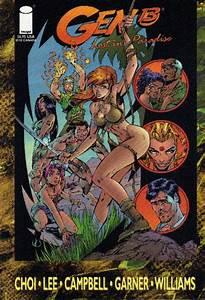 Gen 13  Lost In Paradise Tpb 1  Dc Comics