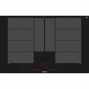 Plaque Induction 80 Cm : table de cuisson induction siemens ex801lyc1e ~ Melissatoandfro.com Idées de Décoration