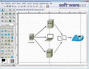Dia Diagram Editor 0 97 2-2   Deutsch