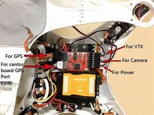 Fpv N1n2n3 Mini Osd For Dji Flight Controller Phantom 2