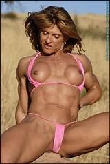 Mature naked women bikini