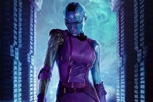 Karen Gillan discusses her experience on Avengers ...