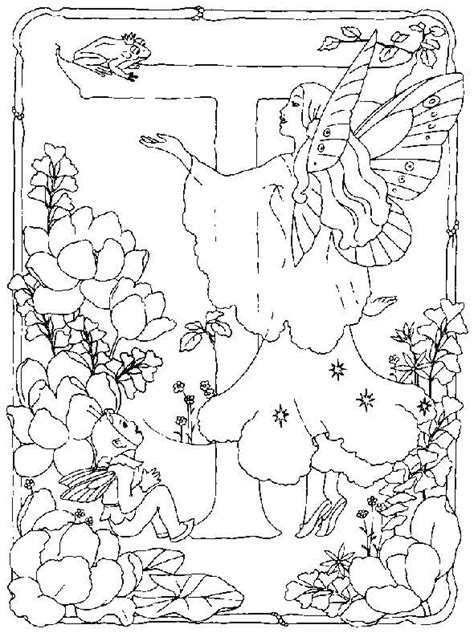coloring pages fairies Back to Coloring pages fairy